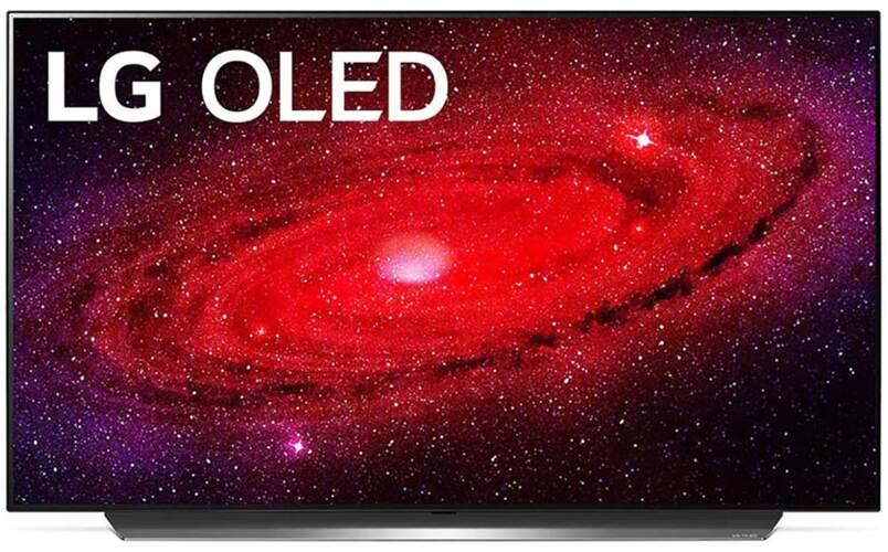 TV LG OLED48CX6LA - UHD 4K, Smart TV ThinQ AI HDR, Dolby Vision IQ Atmos, +50€ de reembolso)