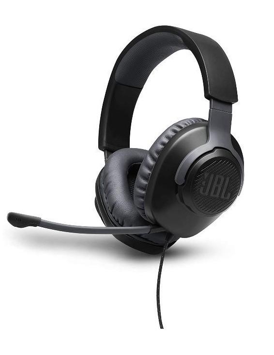 Auriculares JBL Quantum 100 Negro