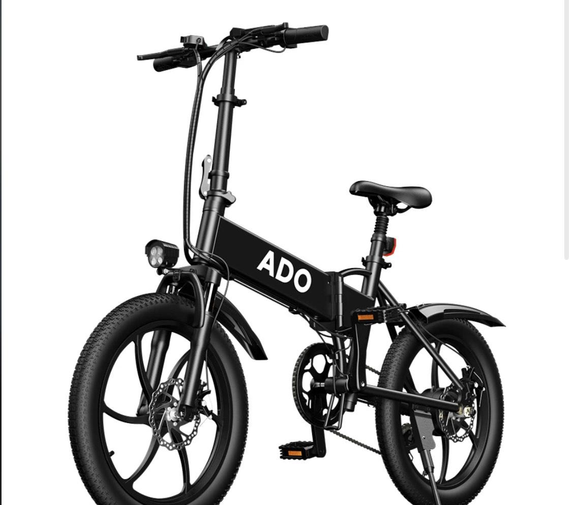 Bici eléctrica ADO A20