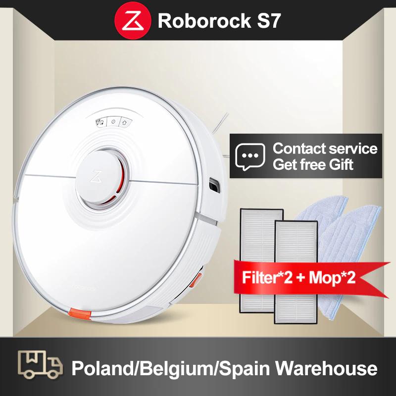 Mejor precio acutal para Roborock S7 desde España