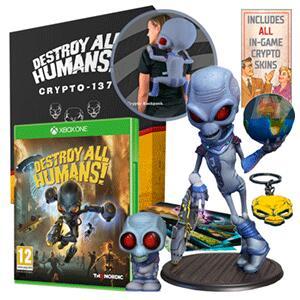 Destroy All Humans! Edición Crypto-137 XBOX (199€ para PS4 y PC)