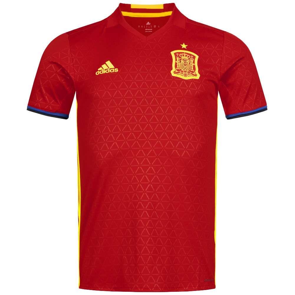 Camiseta primera equipación España 2016 (S/XL/3XL)