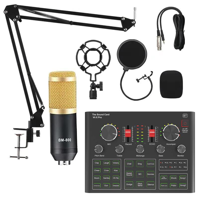 Kit de Micrófono para Streaming PROFESIONAL desde España