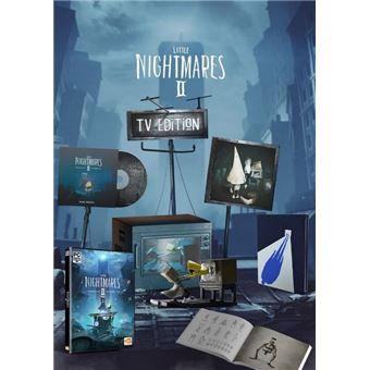 Little Nightmares II Edicion TV para PC. FNAC