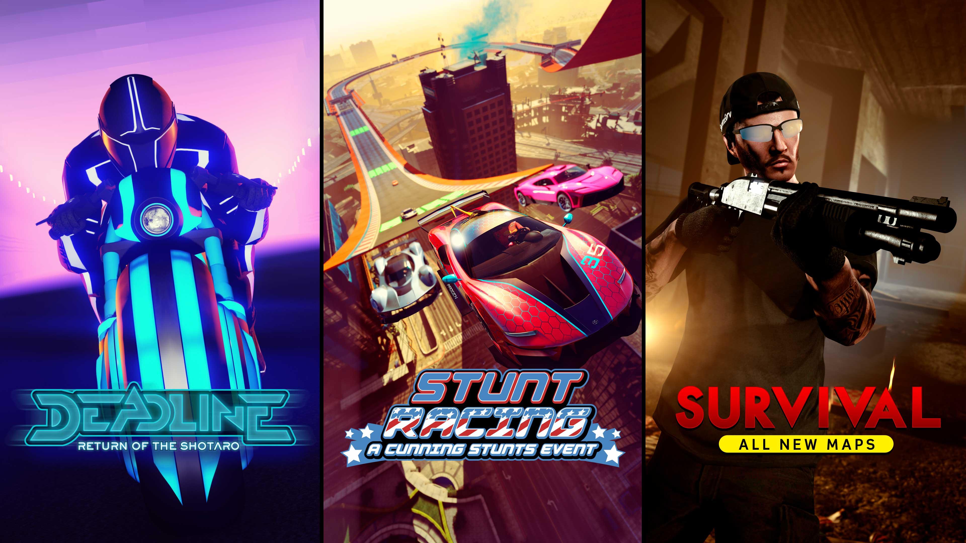 GTA Online y Red Dead Online - Nuevas actualizaciones