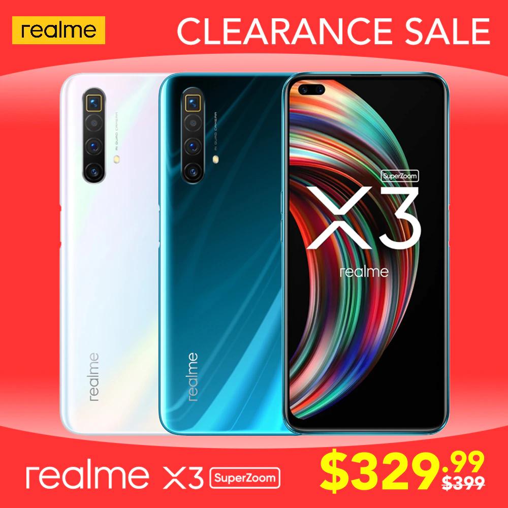 Realme X3 SuperZoom versión Global 8GB 128GB