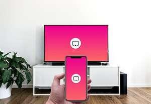 Duplica pantalla Cast Smart TV [IOS, Licencia Premium de por vida]