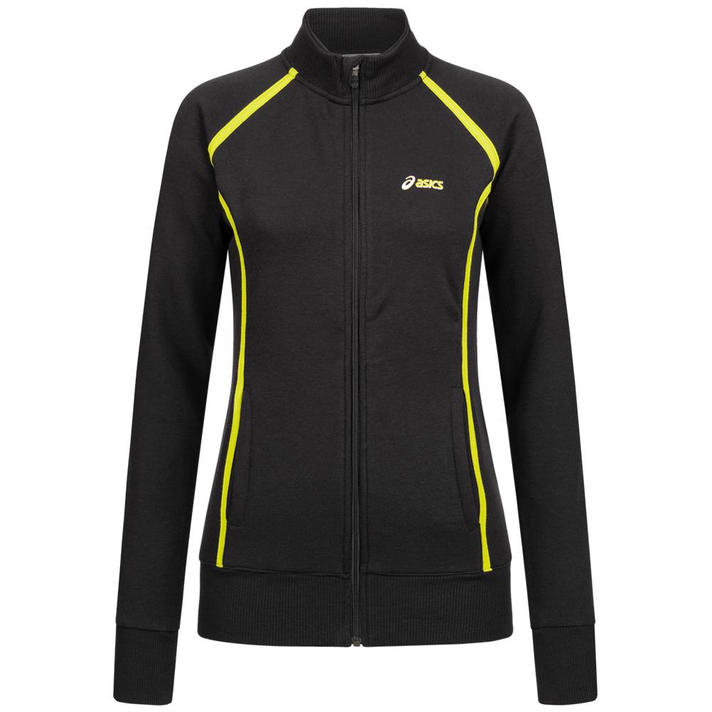 Asics Full Zip chaqueta de mujer (interior forro polar)