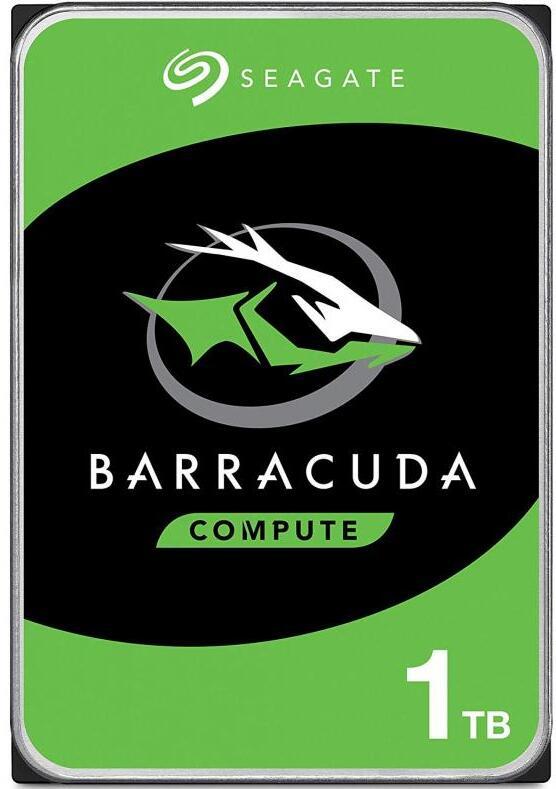 Disco duro HDD SEAGATE BARRACUDA 1TB