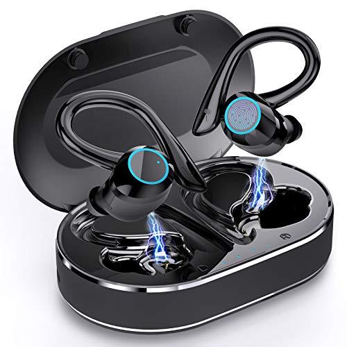 Auriculares deportivos TWS BT 5.1 IP7 Carga Rápida