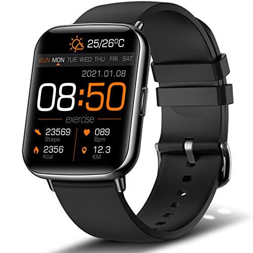 """Relojes Inteligente con Pantalla Táctil de 1.69""""."""
