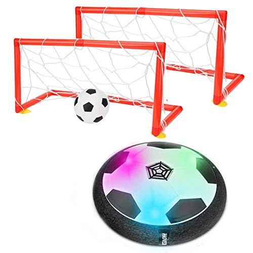 Kit de Futbol, con balón, luces Led y música.