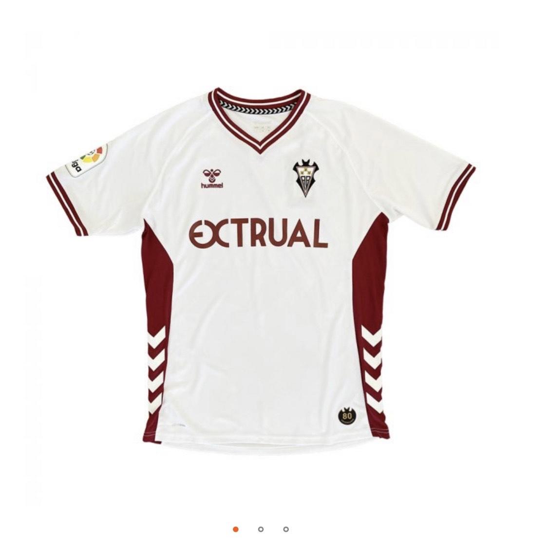 Camisetas Albacete 20/21