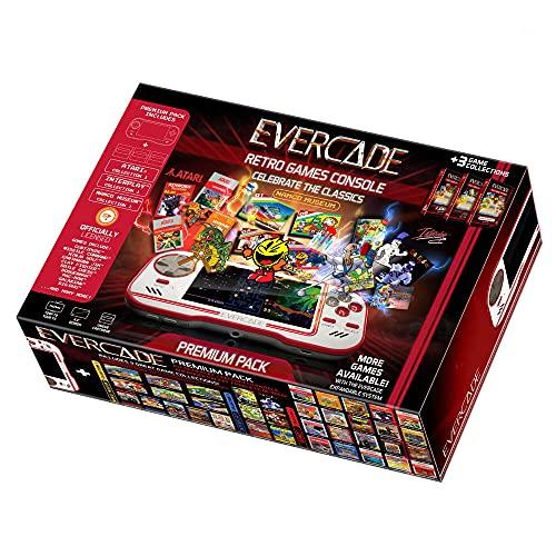 Evercade-Premium Pack