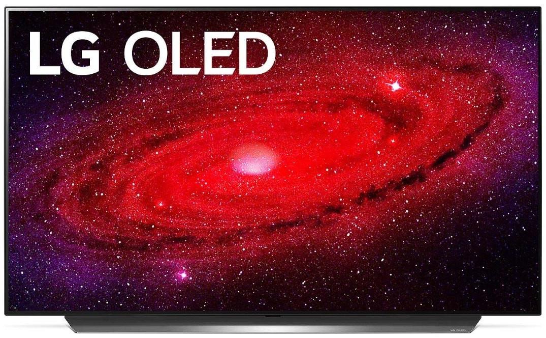 "TV OLED 120 cm (48"") LG OLED48CX6LB 4K con Inteligencia Artificial"