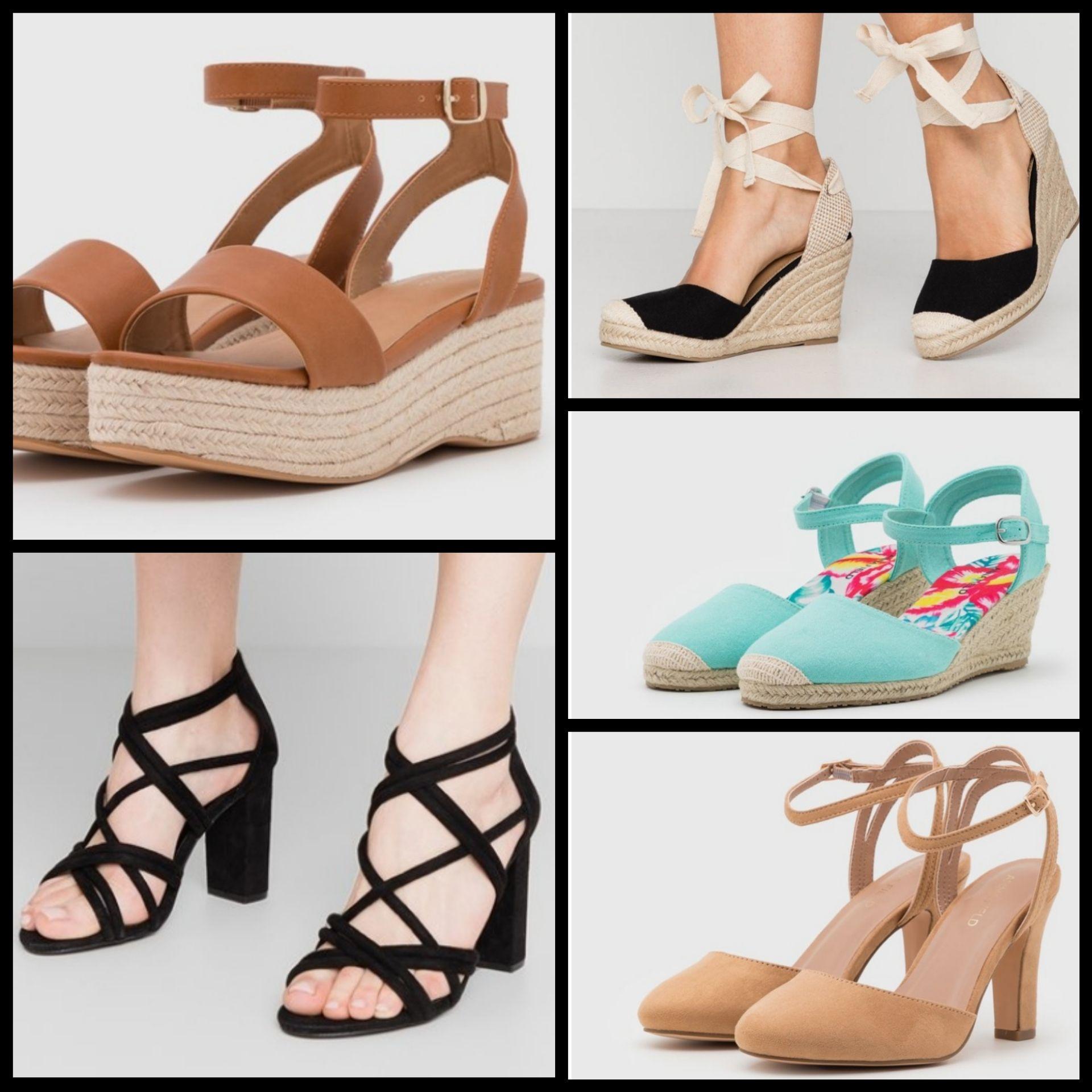 Recopilación Sandalias para Mujer (+ de 40 Modelos)
