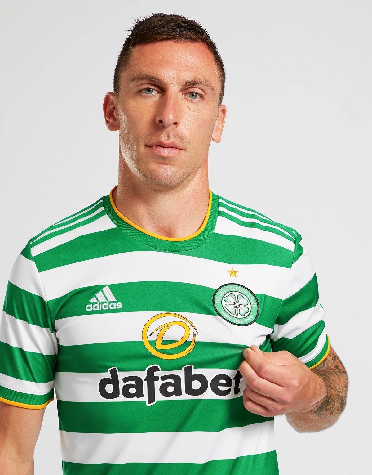 Camiseta Celtic de Glasgow. Todas las tallas. Envío gratuito a tienda