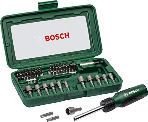 Bosch Set de 46 unidades para atornillar con atornillador manual