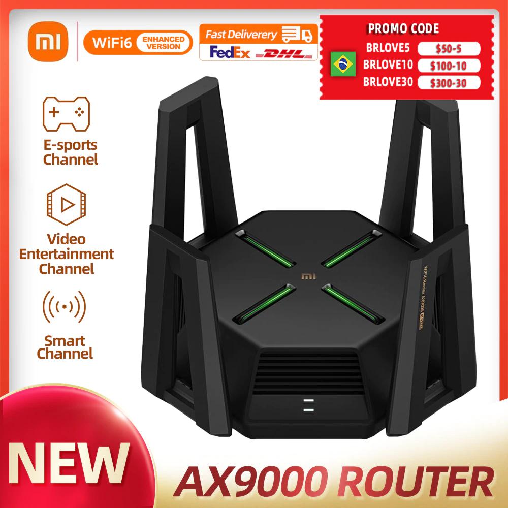 Router Xiaomi AX9000