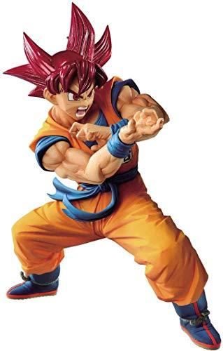 Banpresto Figura de Acción Saiyans Dragon Ball Super - Blood of Saiyan - Special VI - Goku