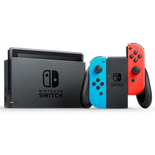 Nintendo Switch consola portatil solo 279€ (desde España)