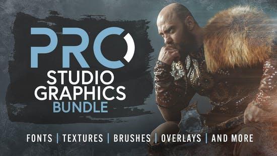 Pro Studio Graphics Bundle desde 1€