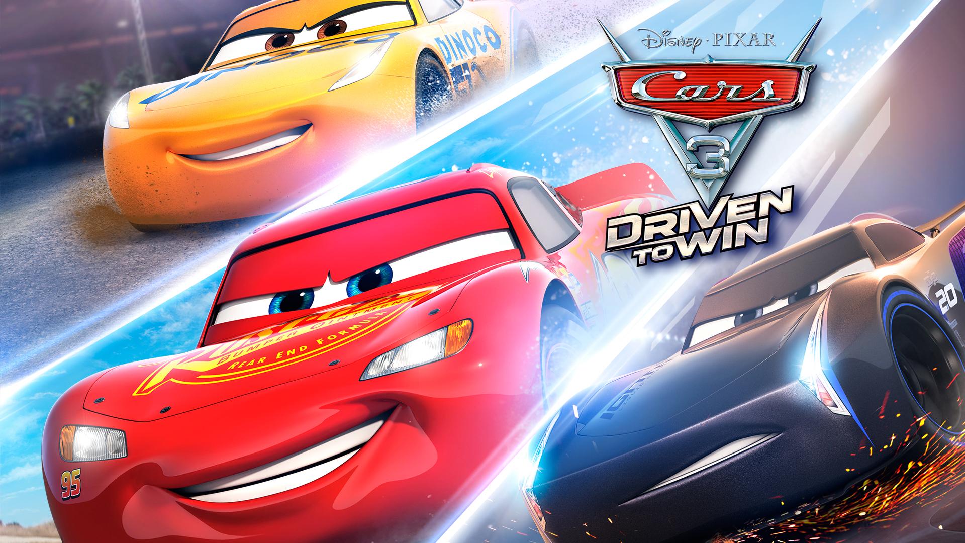 Cars 3 Nintendo Switch (Eshop USA)