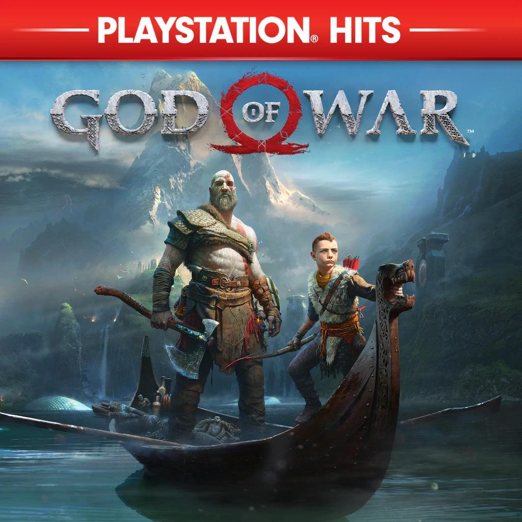 God of War PS4/PS5 por solo 9,99€ con Plus/ Físico para socios Fnac a 9,4€ / Amazon 9,99€