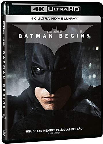 Batman Begins Edición 4k. Semana Internet