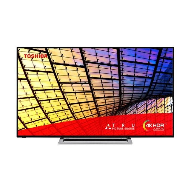 "TV LED 164 cm (65"") Toshiba 65UL3B63DG Smart TV, Inteligencia Artificial"