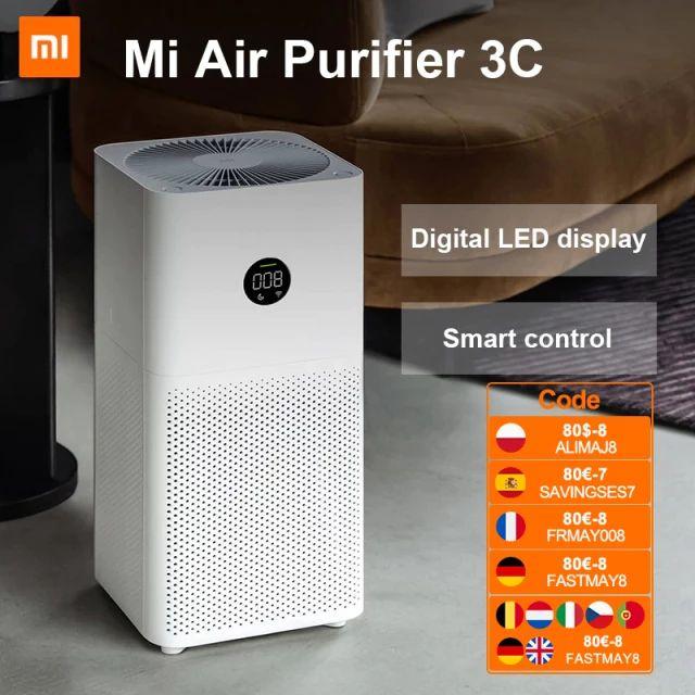 Purificador de aire Xiaomi 3C para el hogar