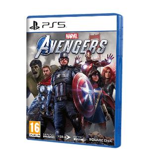 MARVEL´S AVENGERS + STEELBOOK [PlayStation 5]