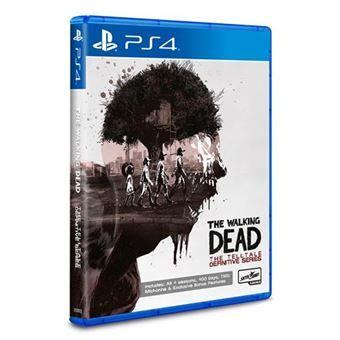 Walking Dead Telltale Definitive Series PS4/XBOX