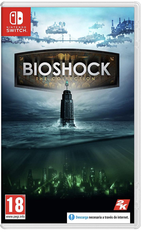 Bioshock The Collection (Nintendo Switch - Físico) por 19,94€