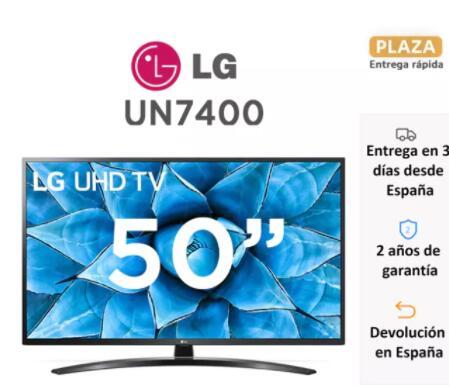 """80€ de descuento en TV LG 50"""" y 55"""""""