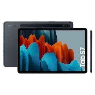 Tablet Galaxy TAB S7 + Samsung A12 128gb + cheque 100€ en Samsung + cheque 21% para moda y deportes
