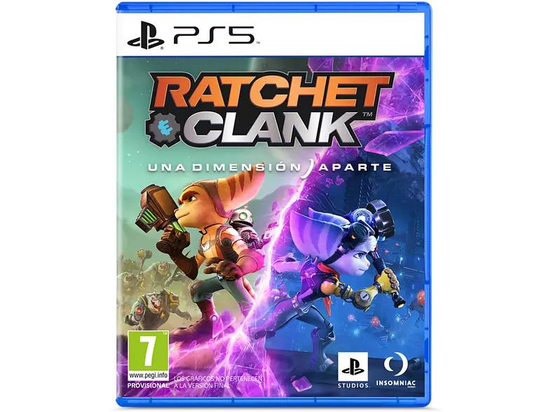 Ratchet and clank rift apart ps5 mediamarkt/amazon