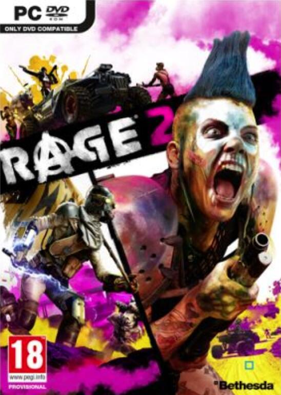 Rage 2 PC FNAC