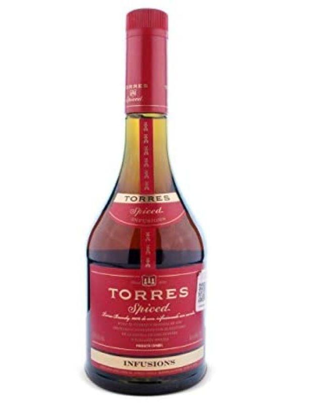Torres Spiced, Brandy, 70 cl - 700 ml