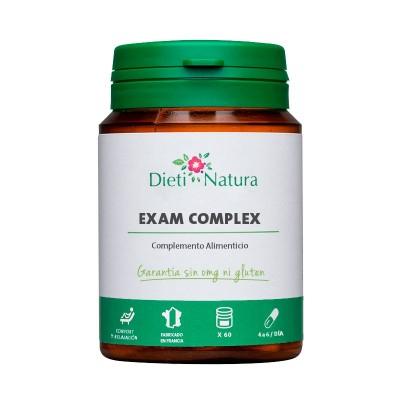 Botes de Exam Complex Dieti Natura