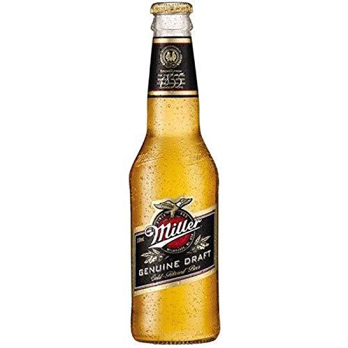 Pack 2 Cervezas Miller botellin 33 cl