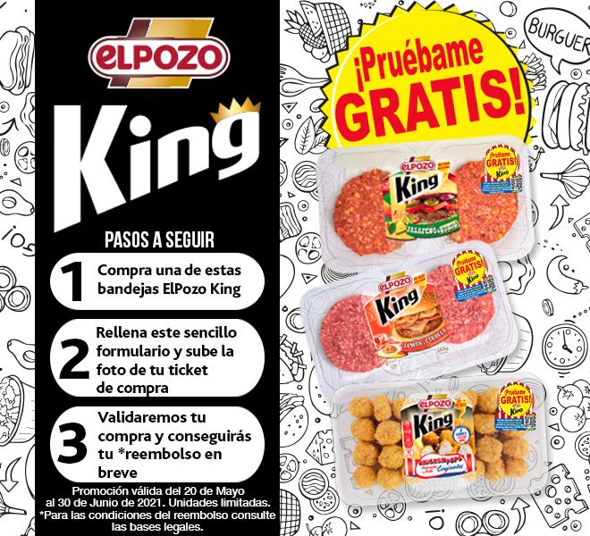 Reembolso El Pozo King