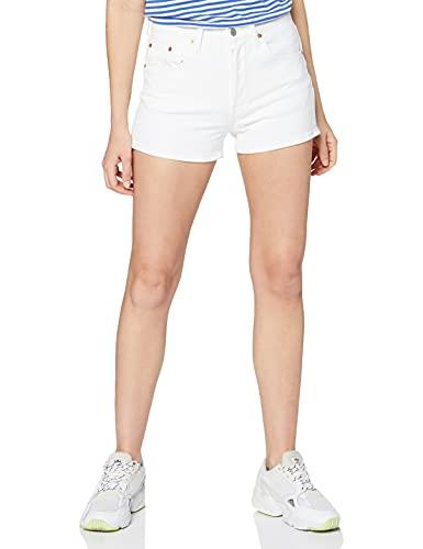 Levi's 501 High Rise Short Pantalones Cortos para Mujer (Tallas disponibles de la 23 a la 32)