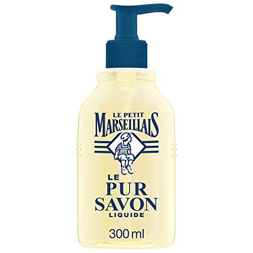 Le Petit Marseillais – Jabón líquido Pur jabón – Bomba 300 ml