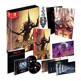 Blasphemous Edición Coleccionista Nintendo Switch (Segunda Mano)Hola