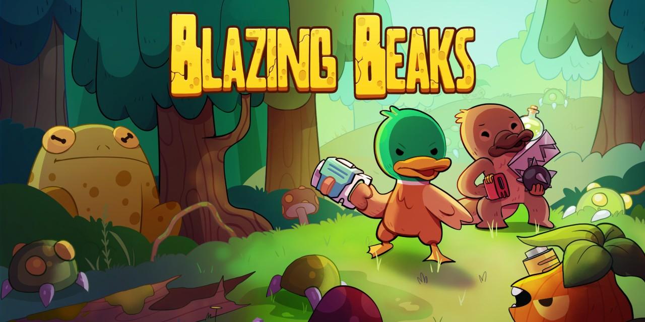 Blazing Beaks (eShop Nintendo Switch RUS)