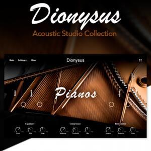 Muze PA Dionysus + Biblioteca de 24,81 Gb, 12982 muestras [KONTAKT]