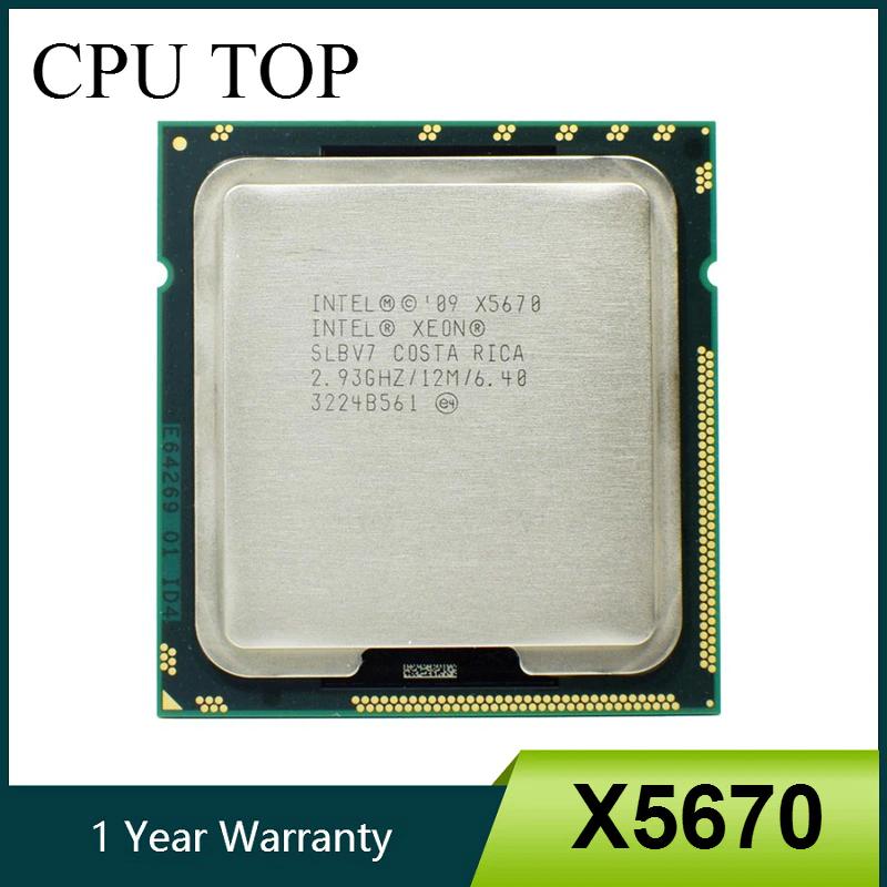 Procesador Xeon X5670 [Socket 1366][Para X58]