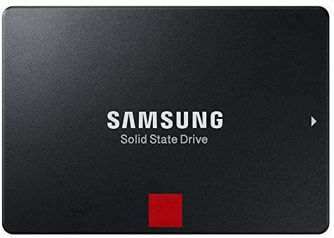 Samsung Pro - Disco Estado Solido SSD (512 GB, 560 megabytes/s) Color Negro