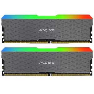 32GB DDR4 Asgard Loki W2 RGB [16GBx2] 3200Mhz CL16
